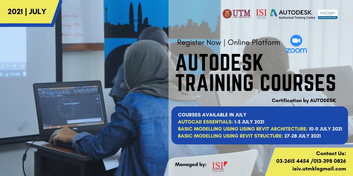 Autodesk Training Program