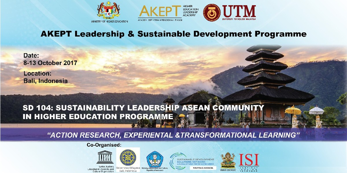 AKEPT Leadership & Sustainable Development Program