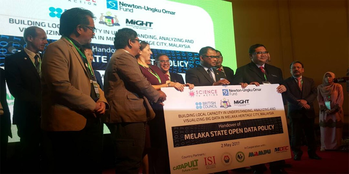 First Policy Paper for Melaka State Government