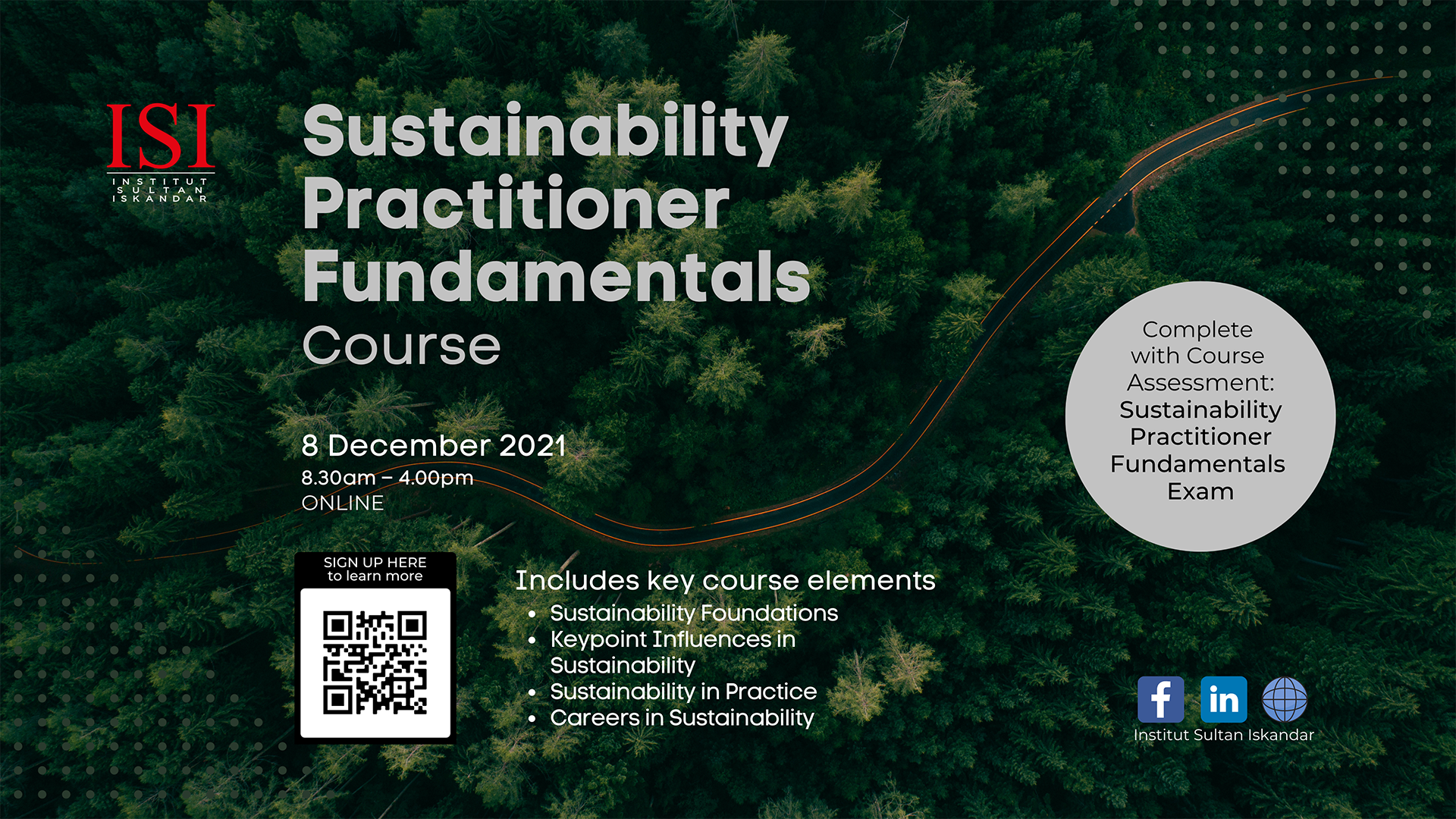 Sustainability Practitioner Fundamentals Course